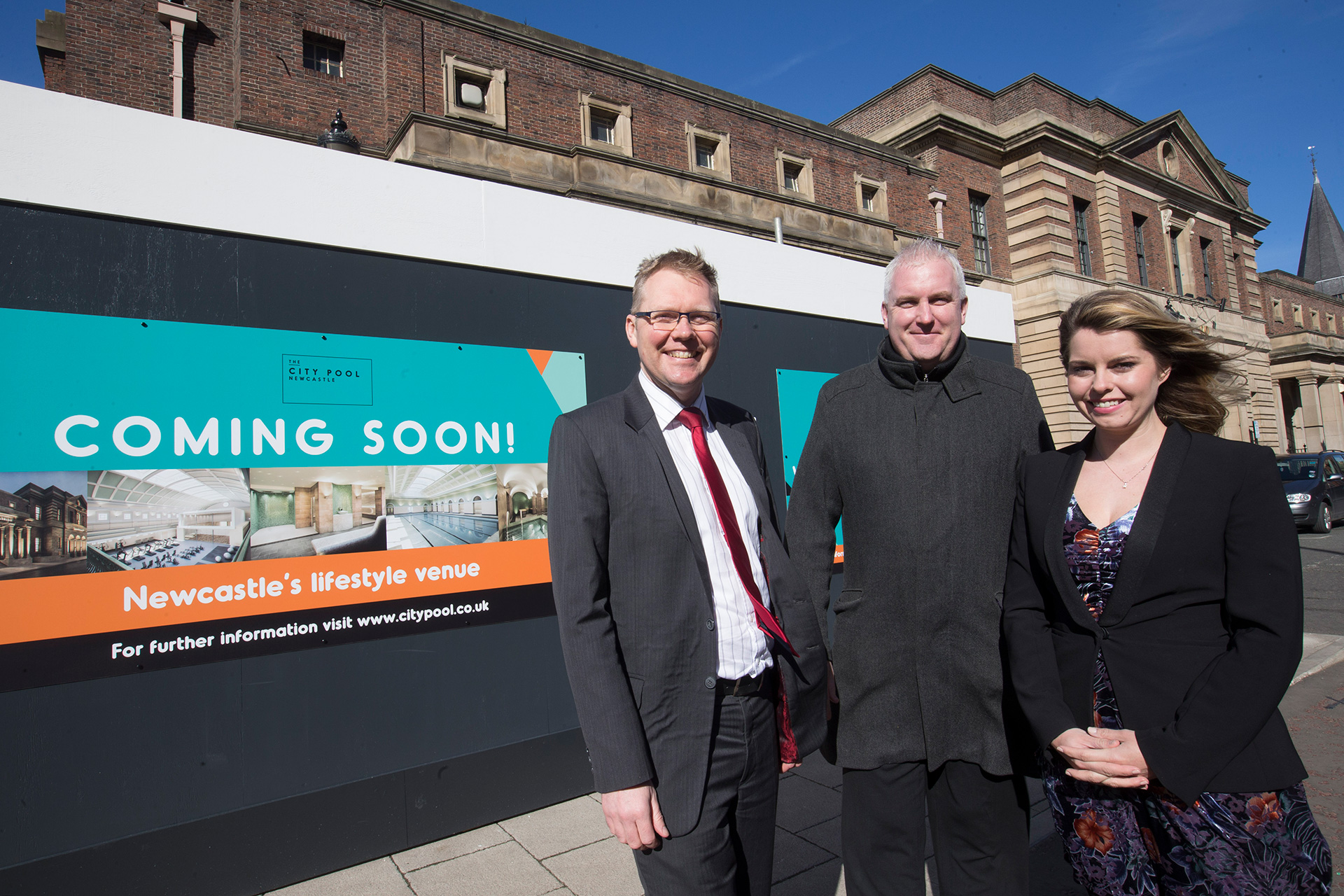 Works begin on Newcastle City Pool and Turkish Baths