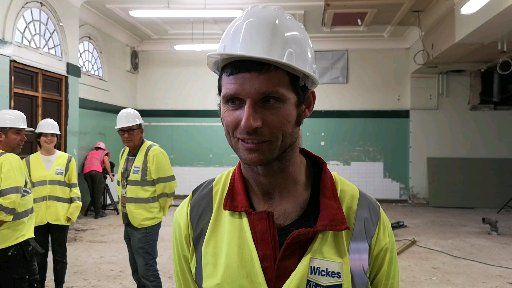 City Pool featured on Channel 4's Guy Martin: Building Britain