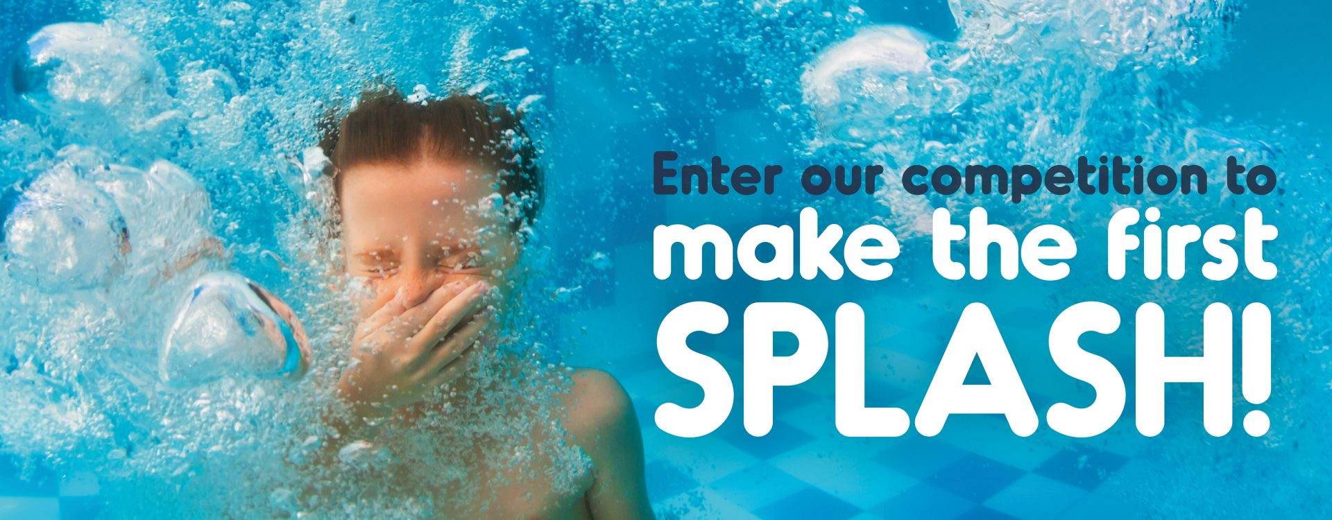 Make the first splash at The City Baths Competition