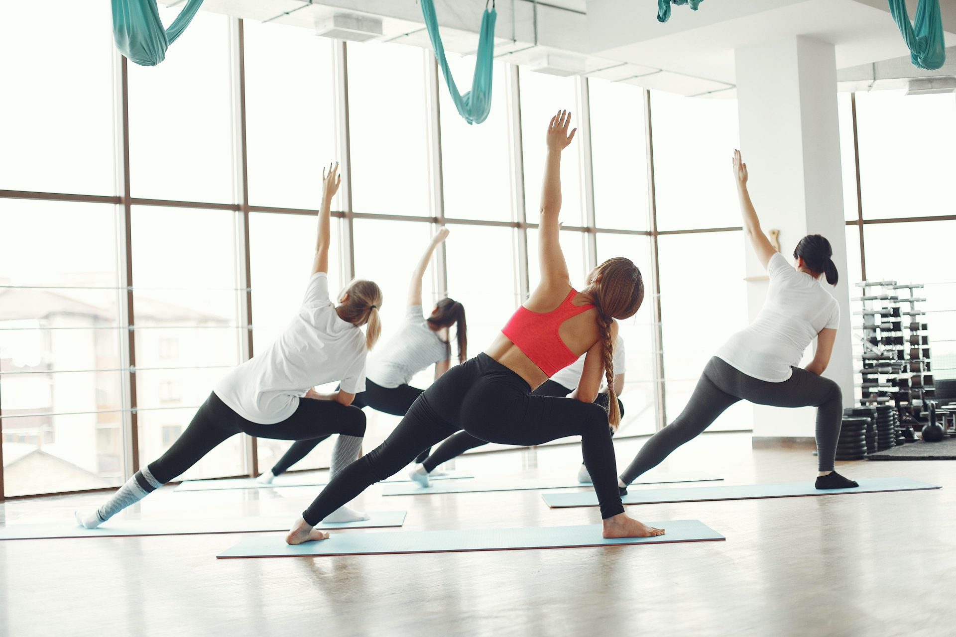 GET HEALTHY IN THE HEART OF THE CITY – EXERCISE CLASSES ARE BACK